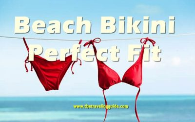 Bikinis come in different styles, colors, and materials. The one thing that defines a bikini is that it consists of two separate parts.
